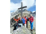 Sektionsfahrt Zillertal 2015